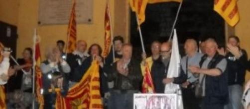 Angelo Zanardini, simbolo dell' indipendentismo