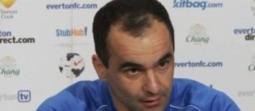 Everton - Crystal Palace, Roberto Martinez