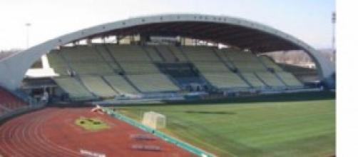 "Lo stadio ""Friuli"" di Udine"