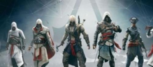 Personaggi protagonisti Assassin's Creed