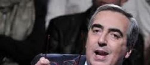 Il vicepresidente del Senato Gasparri