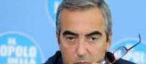 Maurizio Gasparri vice presidente del Senato