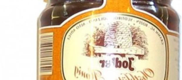 Etichetta del miele Jodler