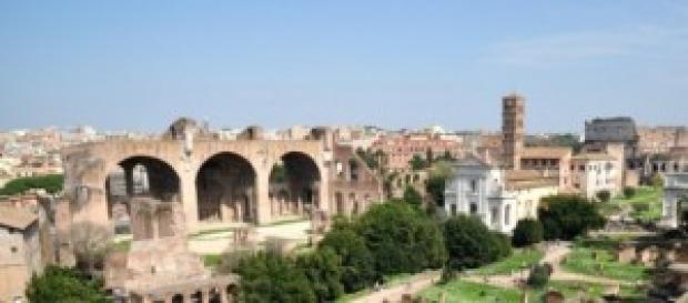 Foro Romano, uno dei monumenti più visitati a Roma