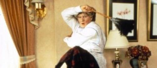 Ecco la famosa tata Mrs Doubtfire