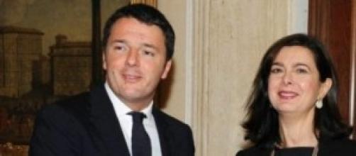 Emergenza carceri, Matteo Renzi e Laura Boldrini