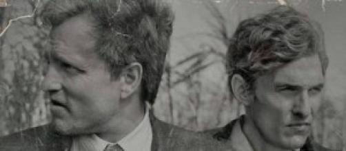 Martin Hart e Rust Cohle in True Detective