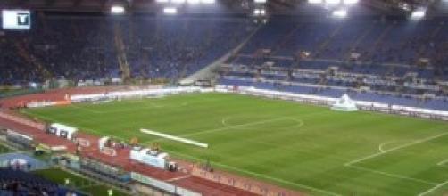Una foto dello Stadio Olimpico di Roma.