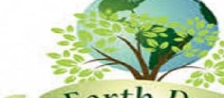 Logo dell'Earth Day Italia 2014
