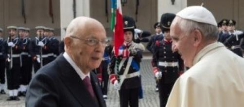 Amnistia e indulto, Papa Francesco e Napolitano