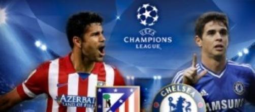 Champions League, pronostico Atletico M. - Chelsea