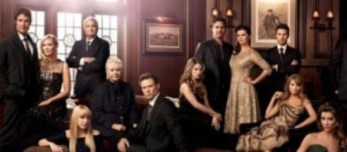 """Il cast della celeberrima soap """"Beautiful"""""""