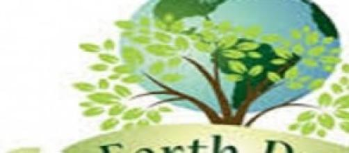 Logo dell'Earth Day Italia 2014