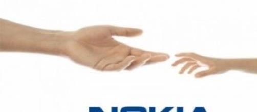 Fonte: flicknews.net. Il logo del marchio Nokia.