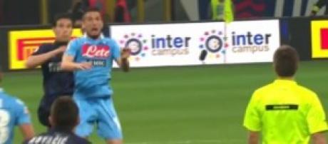 Diretta Inter - Napoli 0-0, ore 20,45
