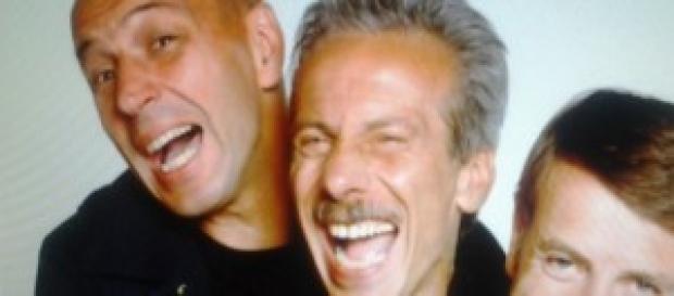 Aldo Giovanni e Giacomo tornano su Canale 5