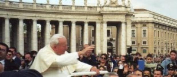 Canonizzazione Giovanni Paolo II 27 aprile 2014