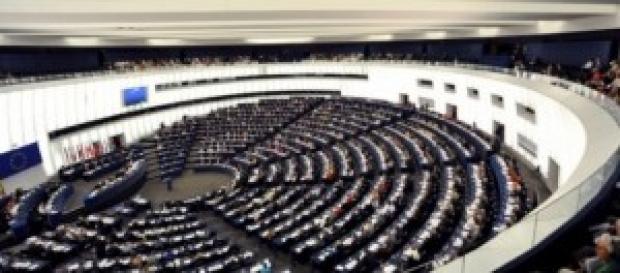Un'immagine del Parlamento Europeo