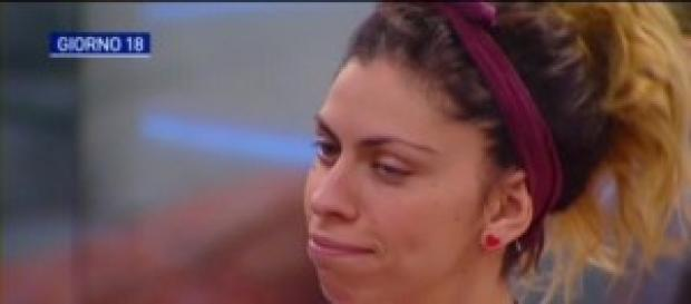 Angela Viviani gelosa di Chicca
