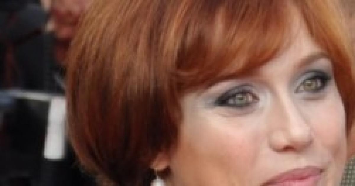 Gabriella pession l 39 attrice fotografata a roma in dolce attesa - Justine diva futura ...