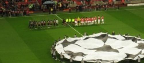 Champions League andata quarti di finale