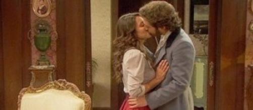 Il Segreto: Tristan e Pepa si sposano