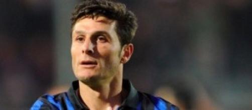 Zanetti ritiro inter addio 10 maggio 2014 lazio