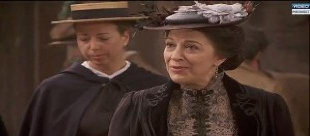 Donna Francisca, tra i protagonisti della soap