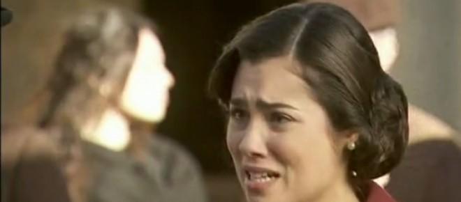 Anticipazioni il segreto prima e seconda stagione: Emilia darà alla luce Maria rischiando la morte, sarà Pepa a salvarla ma non se la sentirà di operarla, la bambina crescendo diventerà uno dei personaggi principalidella soap Il segreto 2.