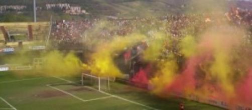 Carpi-Trapani, Serie B 5 aprile
