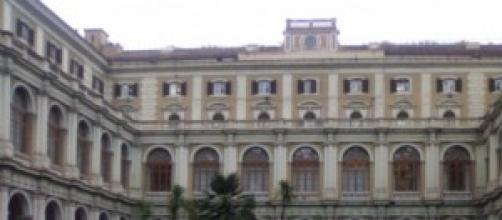 Palazzo del Ministero delle Finanze, Roma