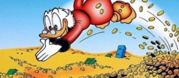 Enrico Zanetti e le pensioni d'oro.