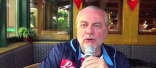 De Laurentiis shock dopo Parma - Napoli