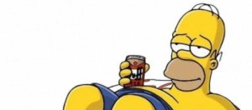 Nuovo doppiatore italiano per Homer Simpson