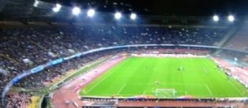 """Stadio """"S. Paolo"""" di Napoli"""