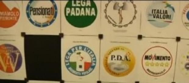 Elezioni Europee, ecco i loghi dei partiti