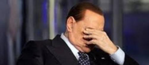 Berlusconi  stanco e deluso