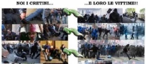 Casi Aldrovandi e Magherini, a Roma protesta choc