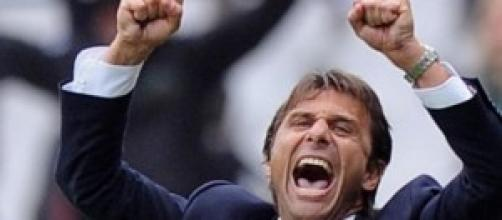 L'allenatore della Juventus, Antonio Conte