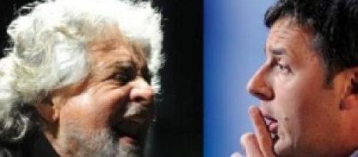 Scandalo Expo 2015, Renzi contro Grillo