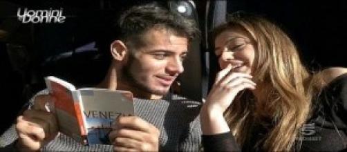 Uomini e donne: Alessia Cammarota e Aldo Palmeri