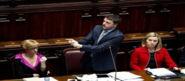 IRPEF 2014, Renzi twitta i cedolini con il bonus