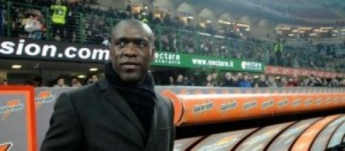 Clarence Clyde Seedorf, allenatore del Milan