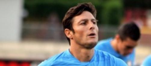Javier Zanetti lascia il calcio