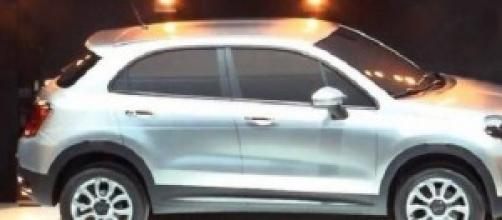 Nuovo Suv FIAT 500x: prezzo e prestazioni