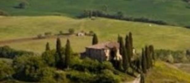 Toscana da mozzafiato: La Val d'Orcia