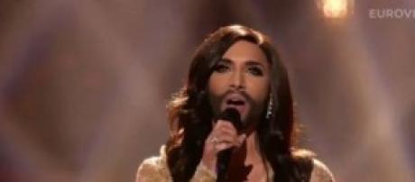 Conchita Wurst all'Eurovision Song Contest 2014