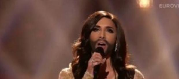 Conchita Wurst all'Eurovision Song Contest 2014