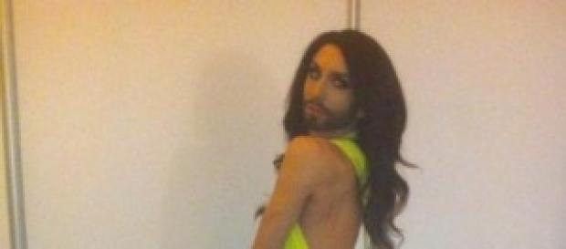 Conchita Wurst, la drag queen con la barba