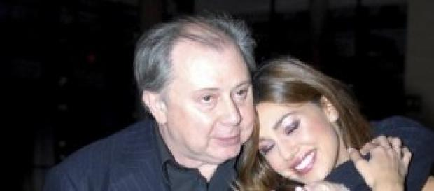 Lele Mora e Belen Rodriguez